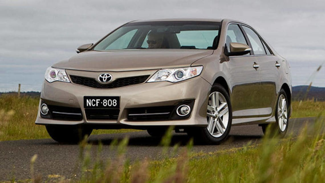 Attractive Used Toyota Camry Review: 2011 2013
