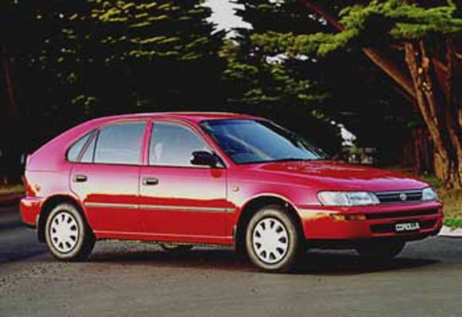used toyota corolla review: 1991-1994 | carsguide