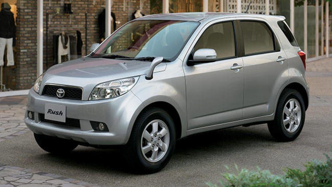 Daihatsu Badge >> Daihatsu may return here as Toyota - Car News | CarsGuide