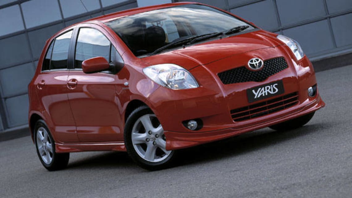 Used Toyota Yaris Review: 2005 2010