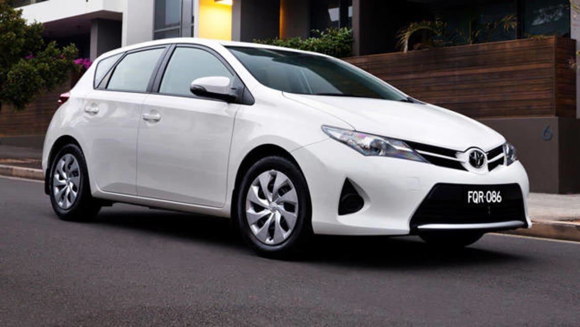 Toyota Corolla 2013 Review Carsguide