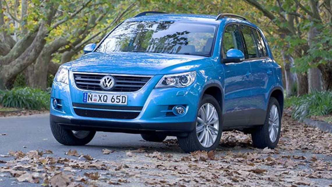 used volkswagen tiguan review 2008 2010 carsguide. Black Bedroom Furniture Sets. Home Design Ideas