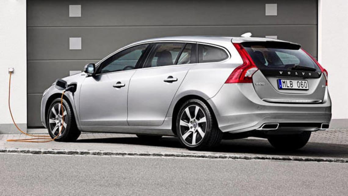 Frontier Auto Sales >> Volvo V60 plug-in diesel hybrid - Car News   CarsGuide
