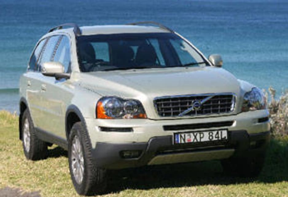 volvo xc90 t6 2008 review carsguide. Black Bedroom Furniture Sets. Home Design Ideas
