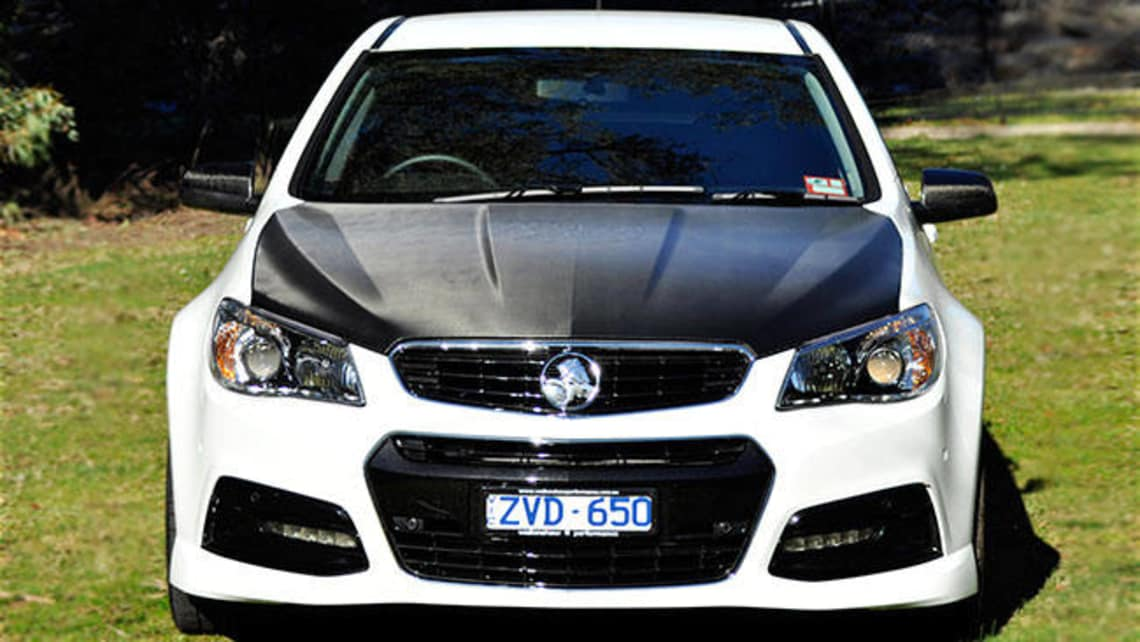 Holden Commodore Walkinshaw W310 2013 Review | CarsGuide