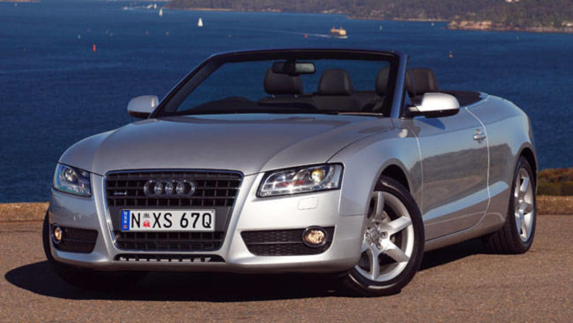 Used Audi A Review CarsGuide - Used audi a5 convertible