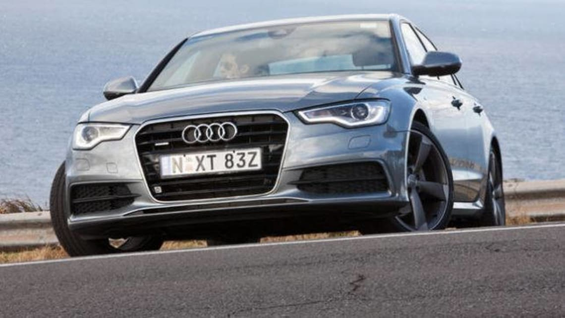 audi a6 2012 review | carsguide