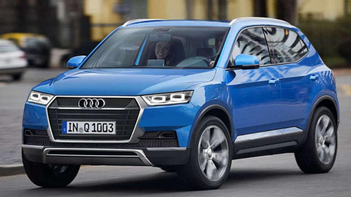Audi Q Planned For Report Car News CarsGuide - Audi q1