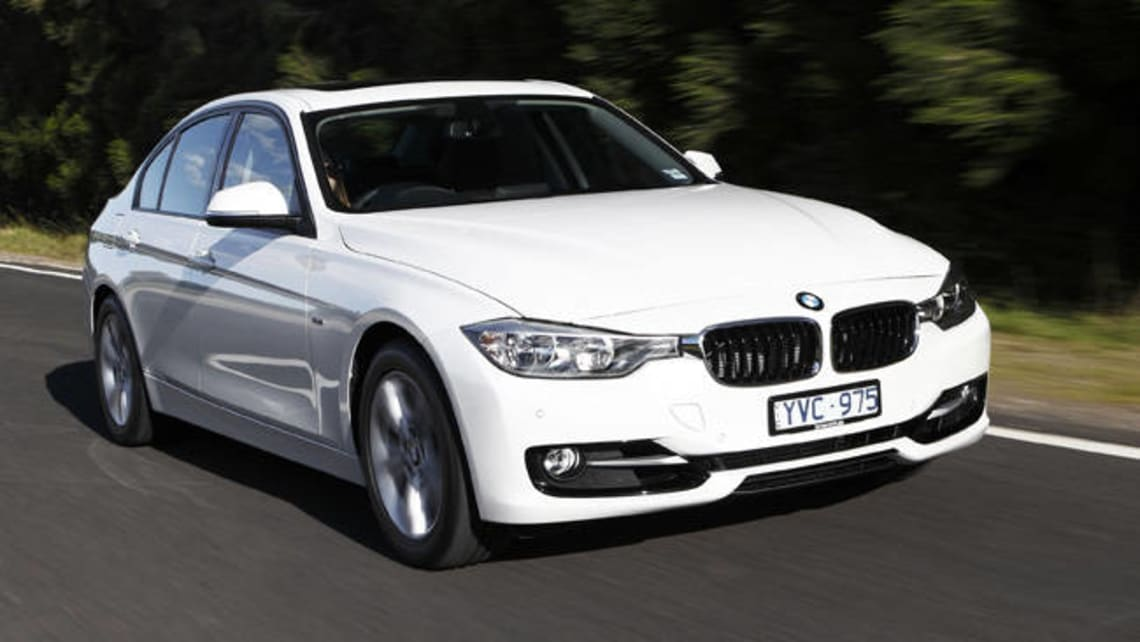 bmw 3 series 2012 review: snapshot | carsguide