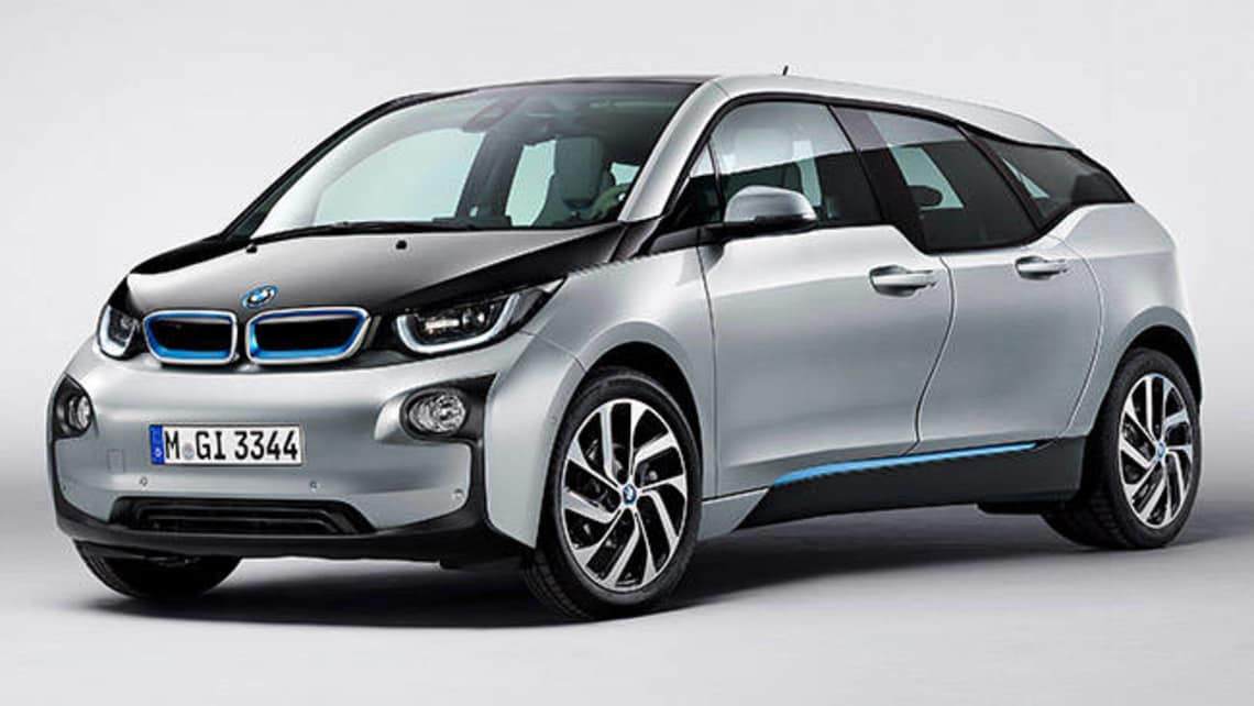 Bmw Hints At I5 To Join Electric Car Line Up Car News Carsguide