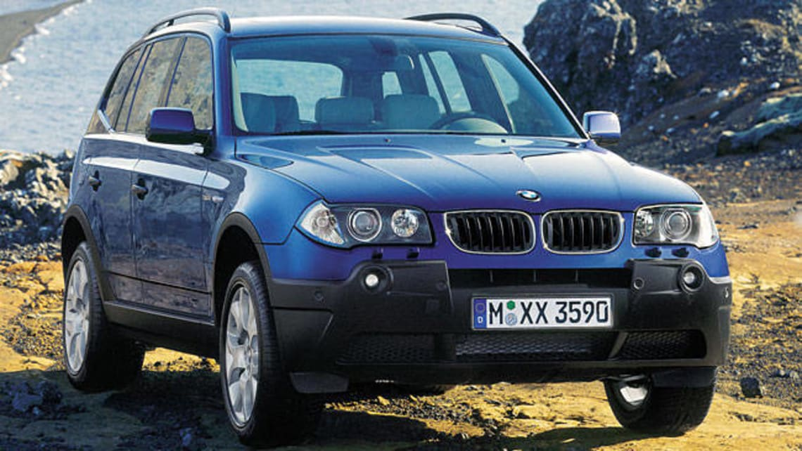 Used Bmw X3 Review 2004 2006 Carsguide