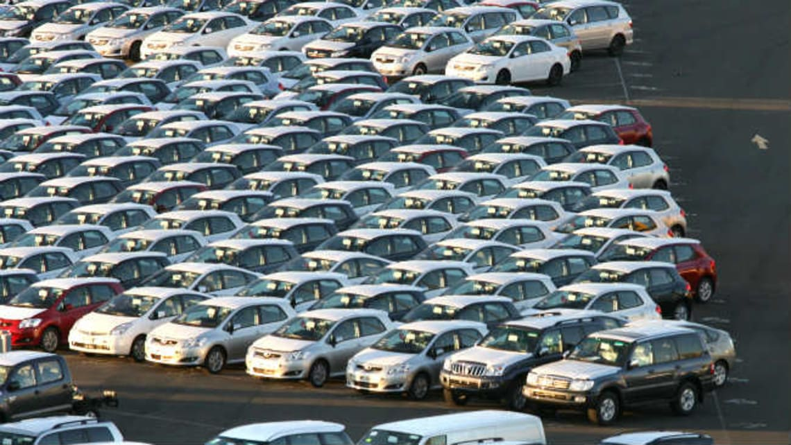 Backyard Car Dealers Conning Buyers Car News Carsguide