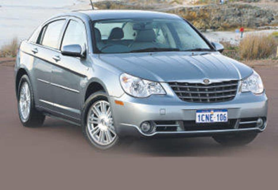 Chrysler sebring 2008 review