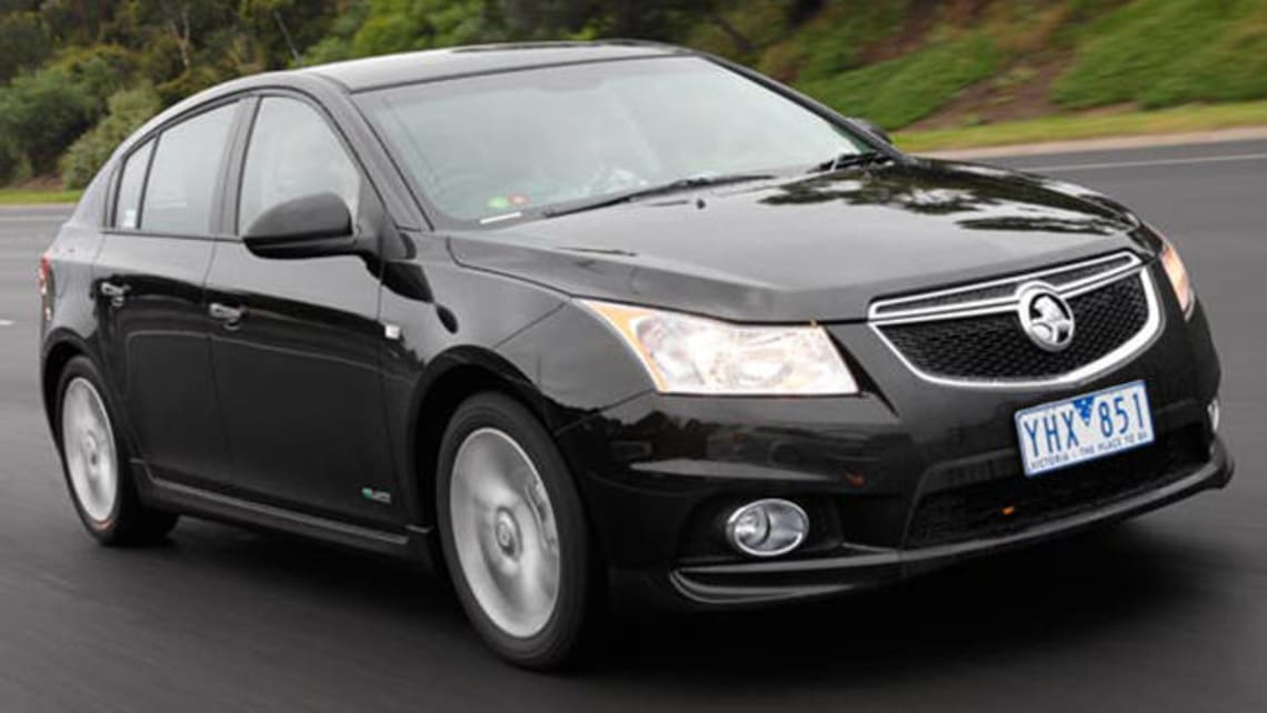 Holden Cruze SRi 2013 review