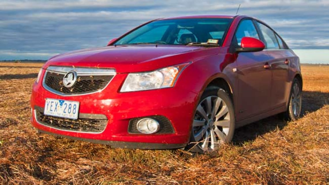 Used Holden Cruze review: 2009