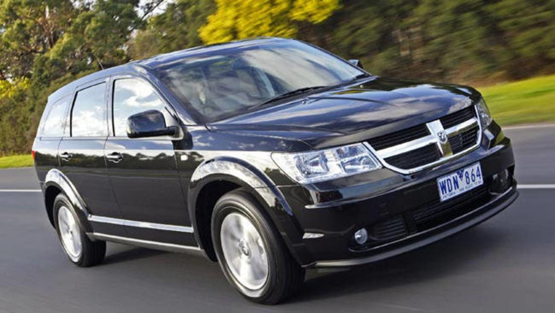Used Dodge Journey Review 2008 2010 Carsguide