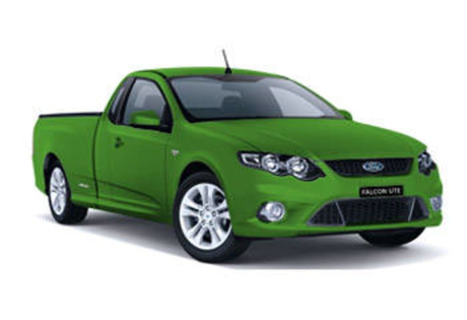 Ford Falcon Ute 2008 Review Carsguide