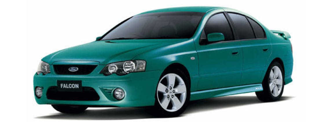 used ford falcon review 2005 2007 carsguide