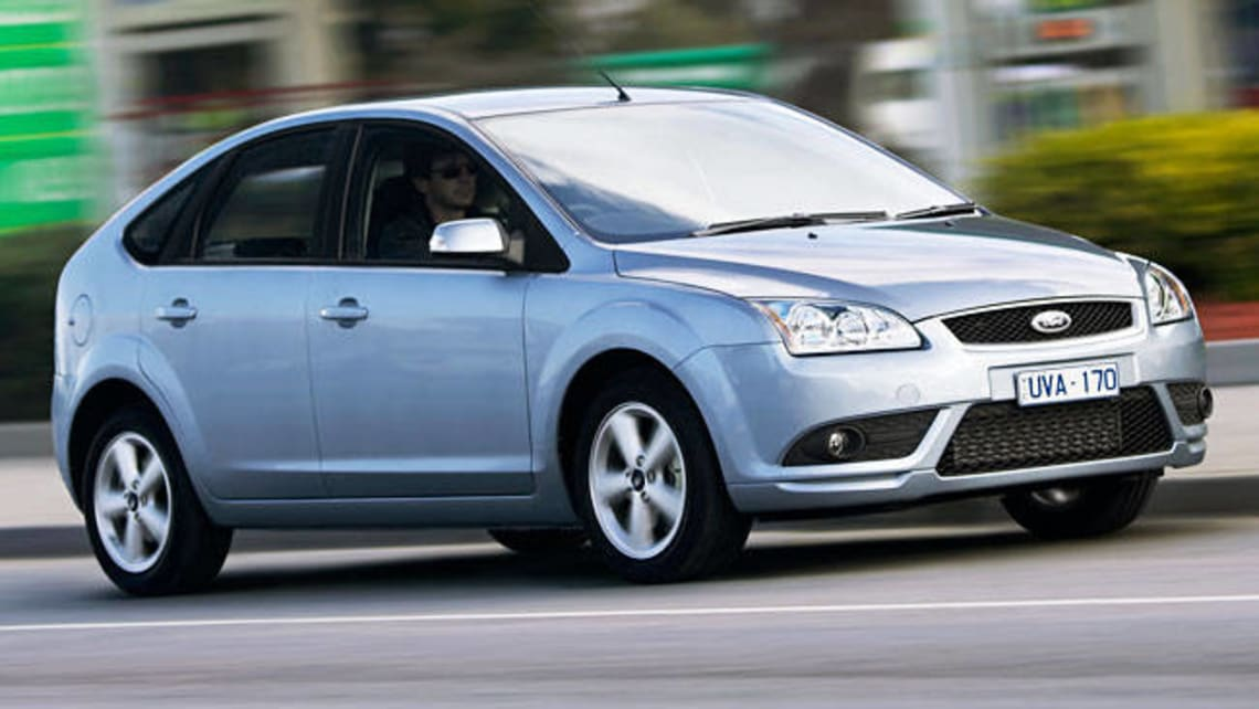 Used Ford Focus review: 2005-2008