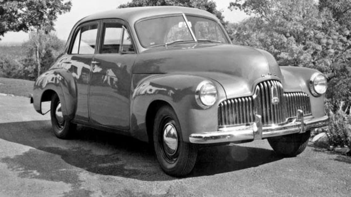 Holden prototype cars