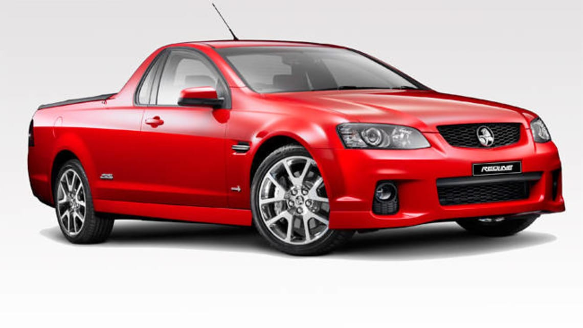 Holden Commodore Ss V Redline Ute 2011 Review Carsguide