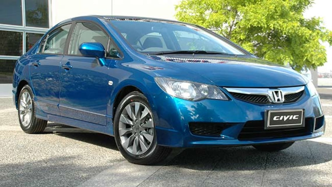 Used Honda Civic Review: 2006 2011