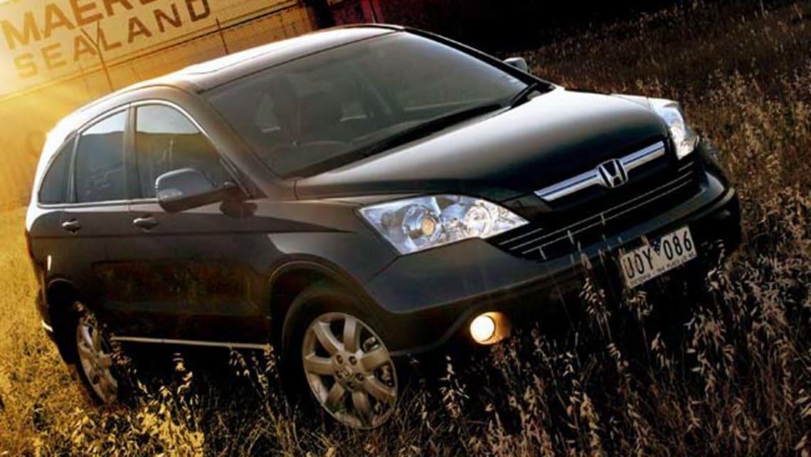 Used Honda CR V Review: 2007 2009