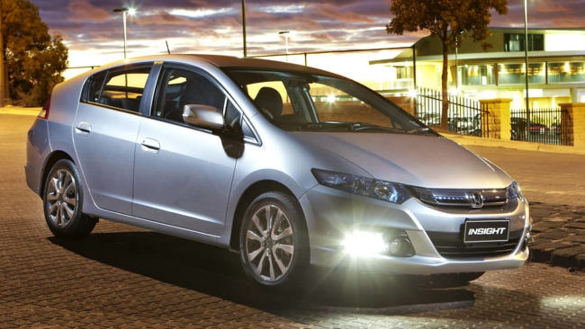 Honda Insight 2012 Review