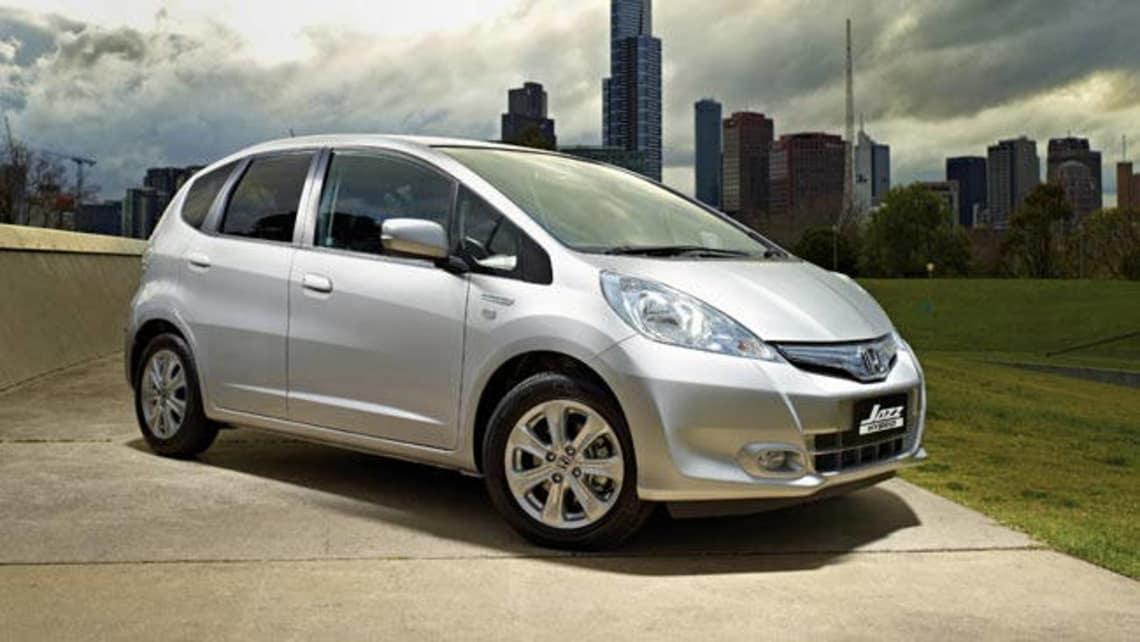 Honda Jazz Hybrid Economy Car News Carsguide
