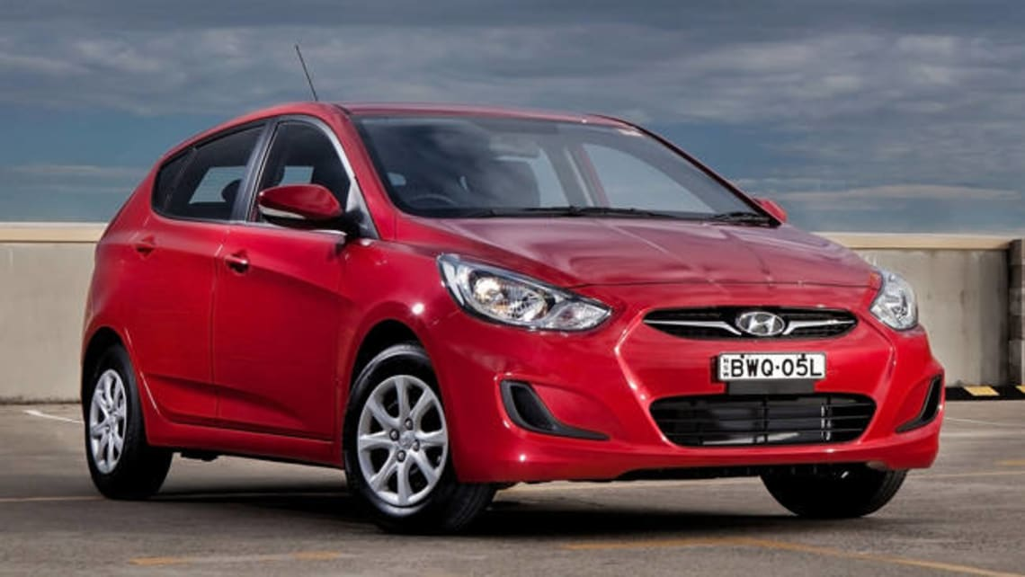 Hyundai Accent CRDi 2012 Review