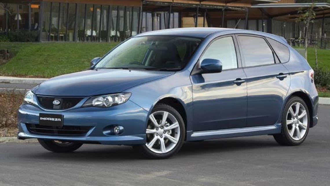 used subaru impreza review 2007 2008 carsguide. Black Bedroom Furniture Sets. Home Design Ideas