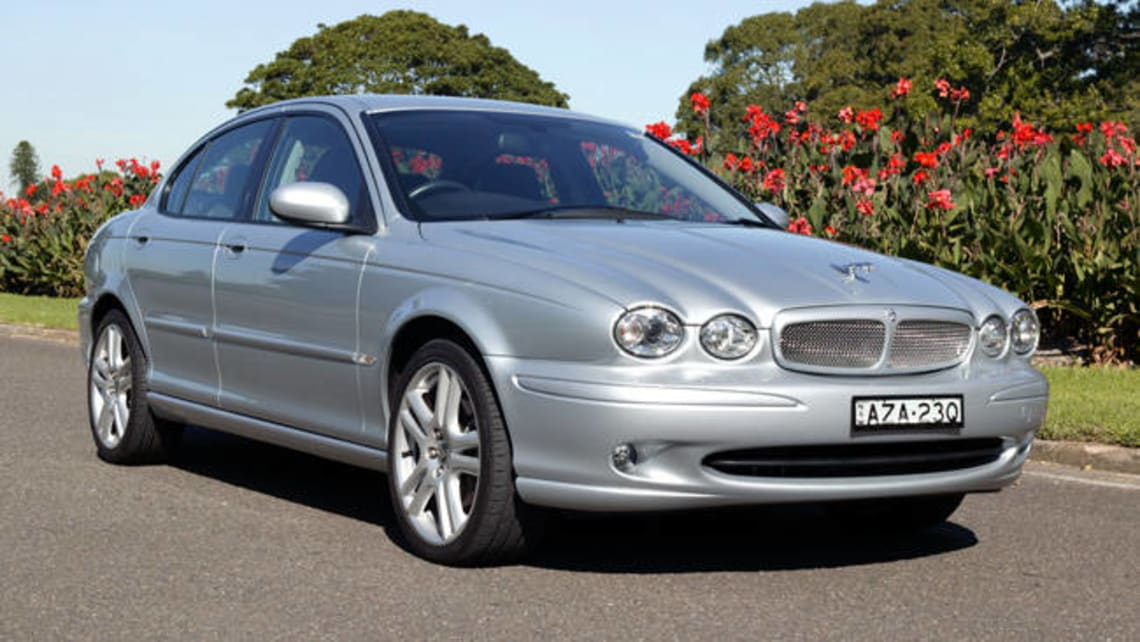 Awesome Used Jaguar X Type Review: 2004 2010