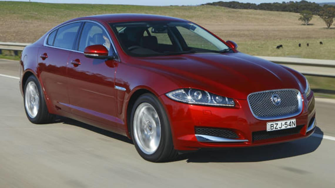 New Car Sales Price Jaguar XF