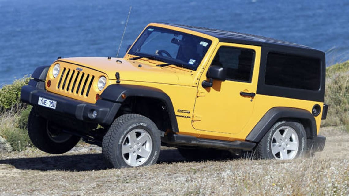 Superior Jeep Wrangler 2012 Review