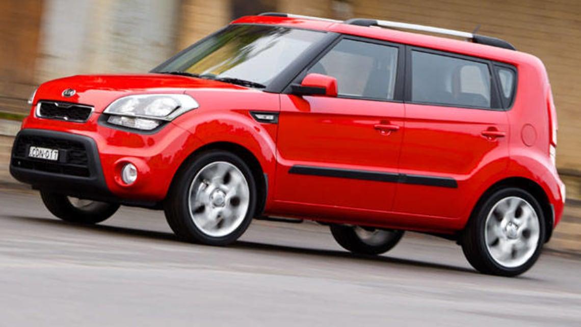 Delightful Kia Soul + 2.0 Litre Petrol 2012 Review