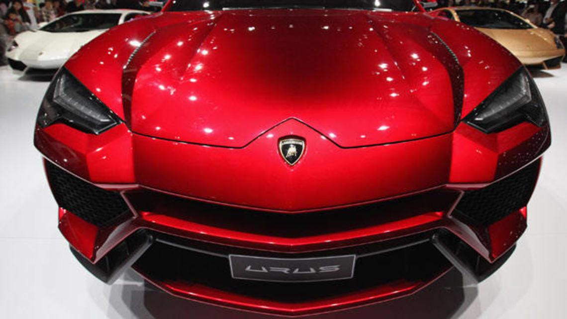 Lamborghini Registers New Car Names Carsguide