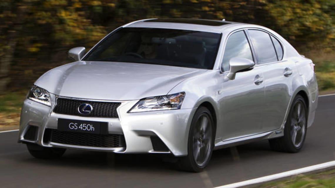 תוספת Lexus GS450h 2012 review: snapshot | CarsGuide GE-16