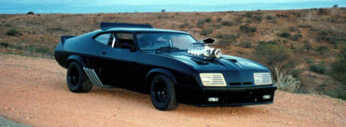 Mad Max Turns 30 Car News Carsguide
