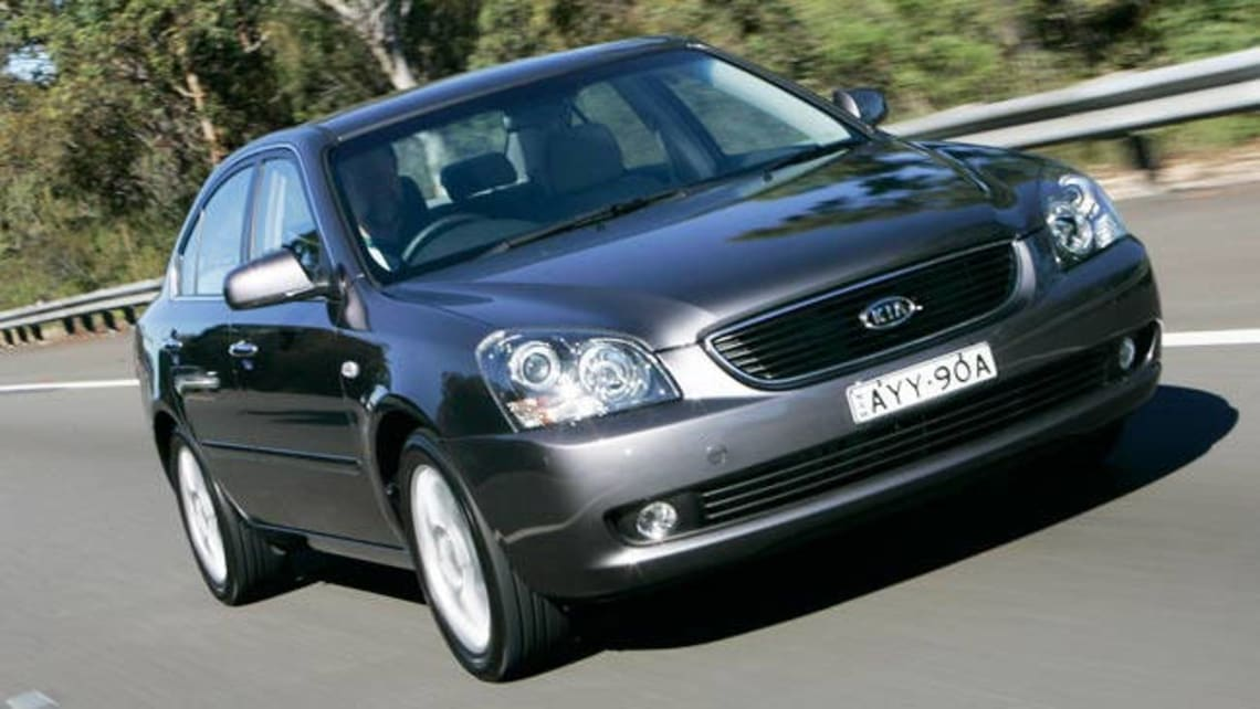 Used Kia Magentis Review 2006 2008 Carsguide