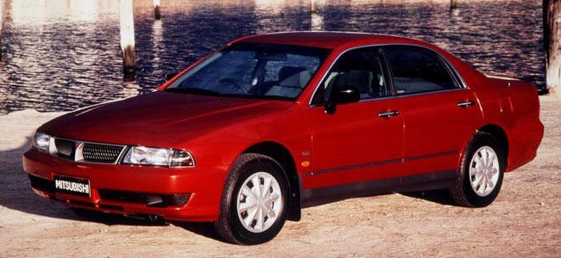 Used Mitsubishi Magna review: 1999-2000