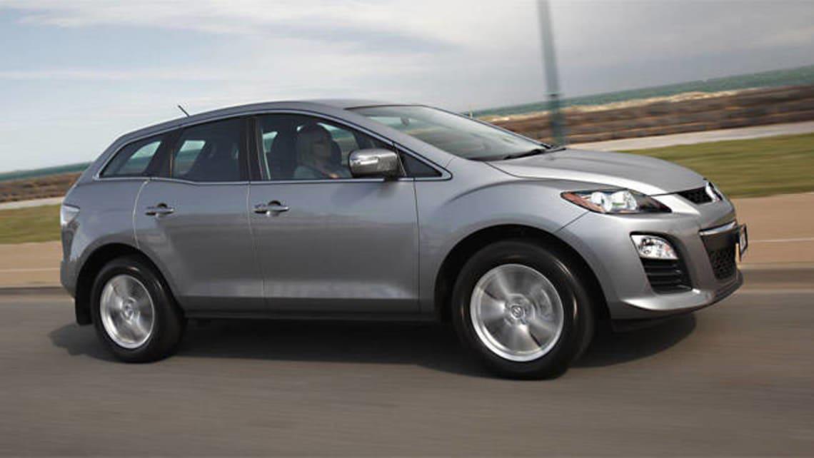 Mazda cx 7 diesel