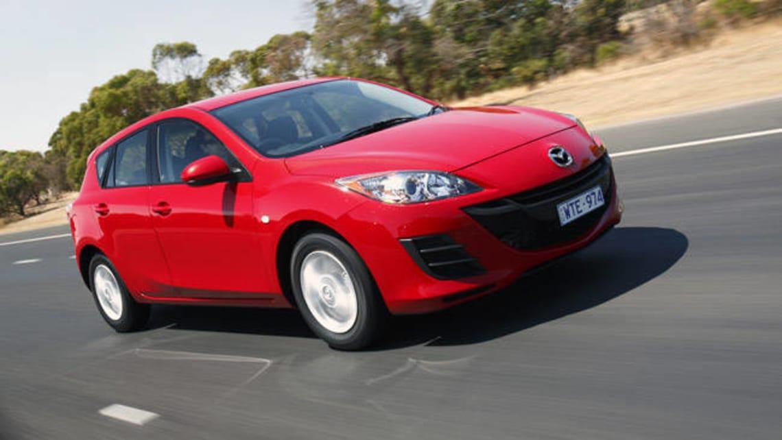 Used Mazda 3 Review: 2009 2010