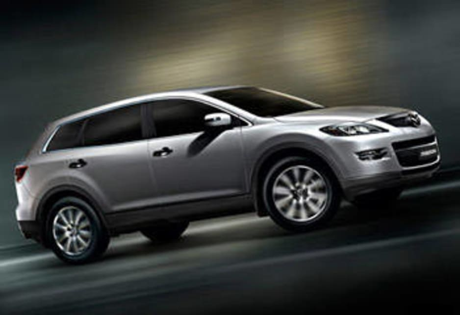 Mazda CX 9 2008 Review