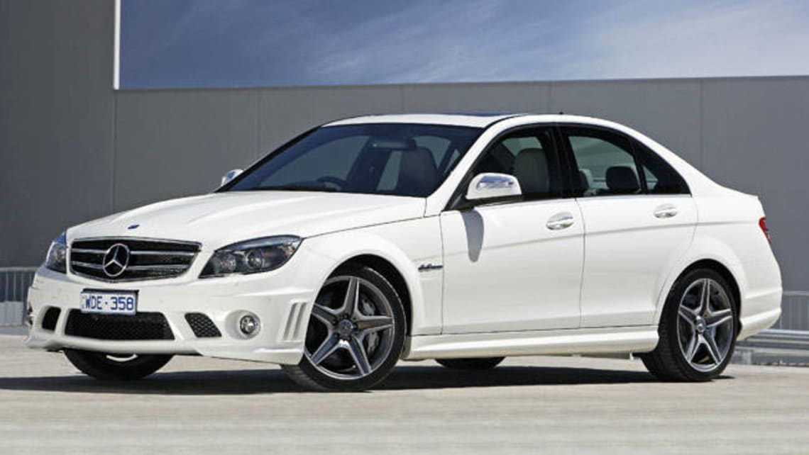 Used Mercedes Benz C63 Review 2008 2009 Carsguide