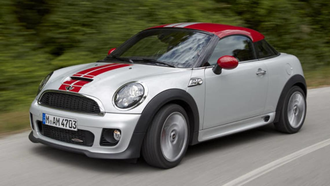 Mini Coupe Jcw 2013 Review Carsguide