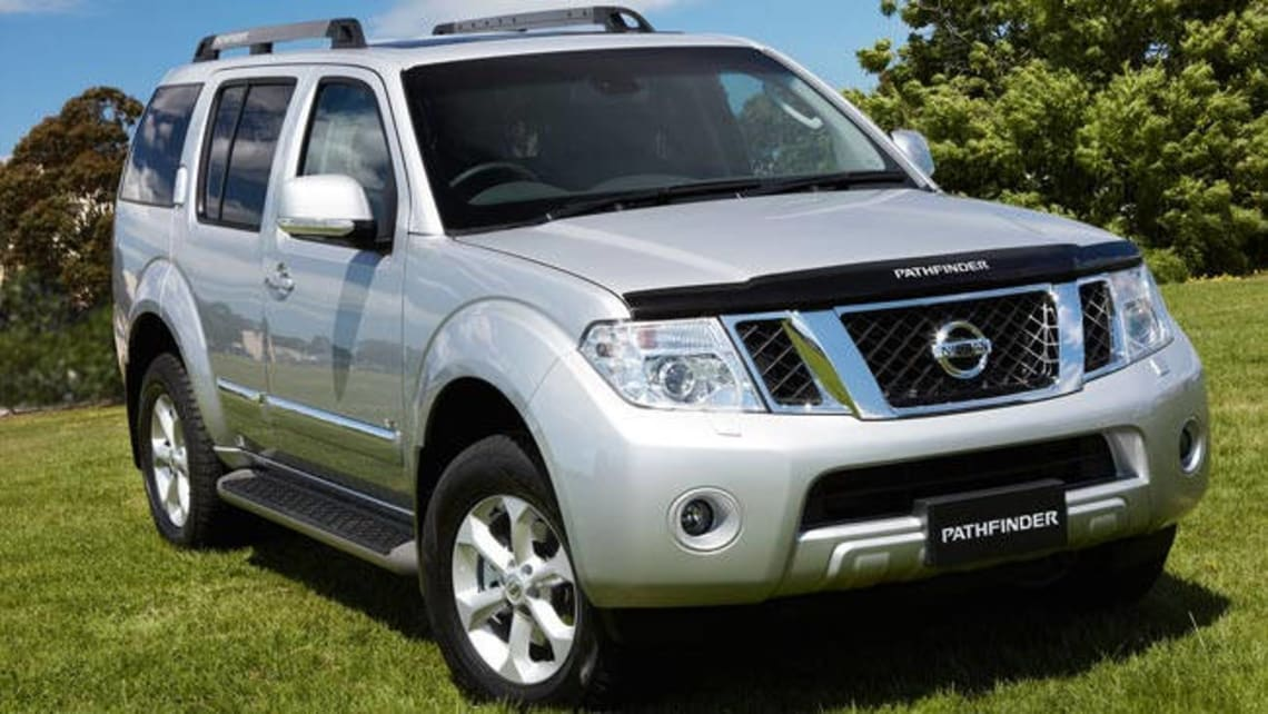 Used Nissan Pathfinder Review: 1987 2012