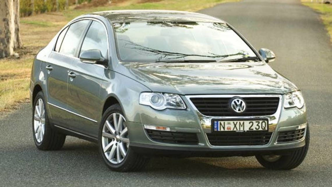 used volkswagen passat review 2005 2008 carsguide. Black Bedroom Furniture Sets. Home Design Ideas