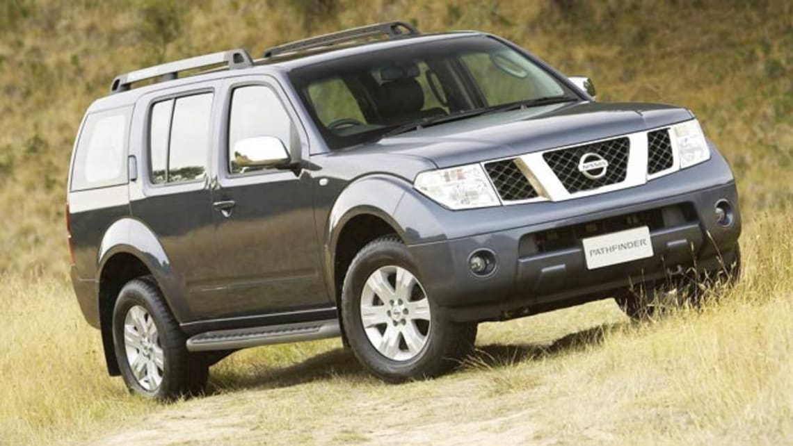 Used Nissan Pathfinder Review: 2005 2009