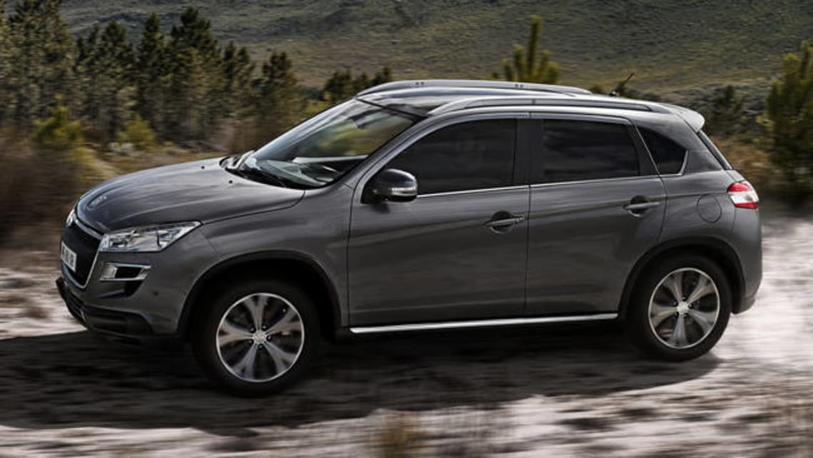 Peugeot 4008 Active 2012 review: snapshot | CarsGuide