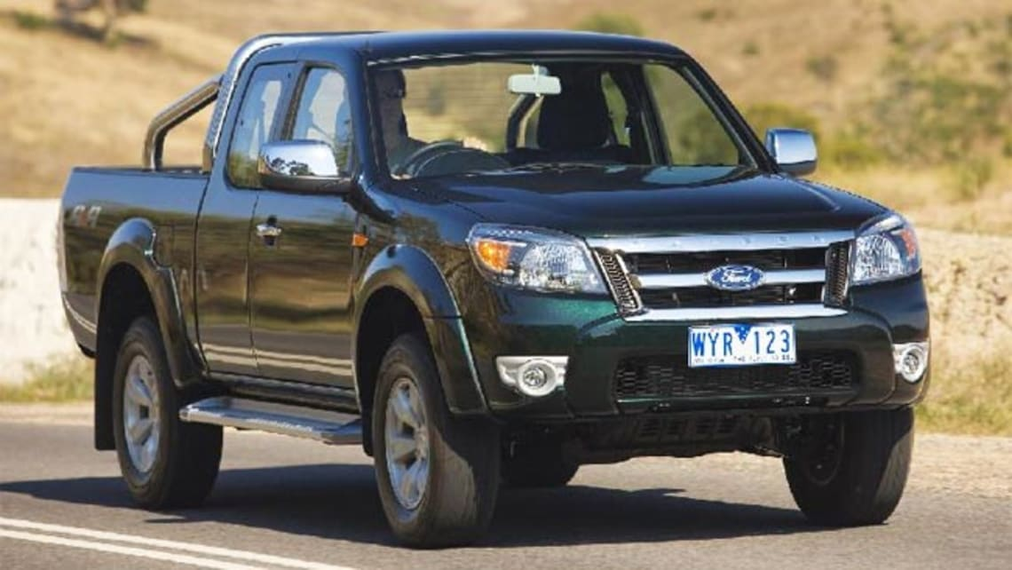 used ford ranger review 2007 2009 carsguide. Black Bedroom Furniture Sets. Home Design Ideas